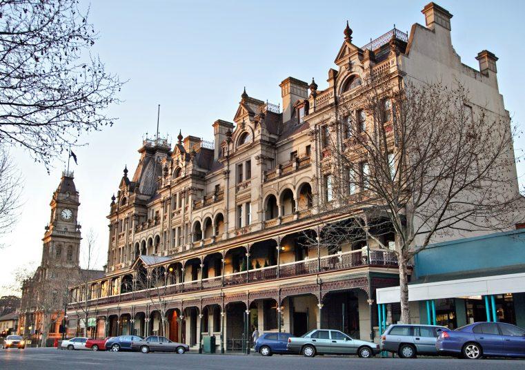 Hotel Shamrock - Bendigo